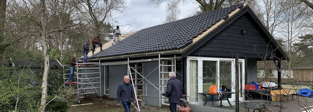 Lions Meppel geeft Villa Buitengewoon een nieuw dak